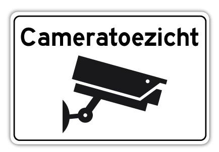 Camera's op accommodatie